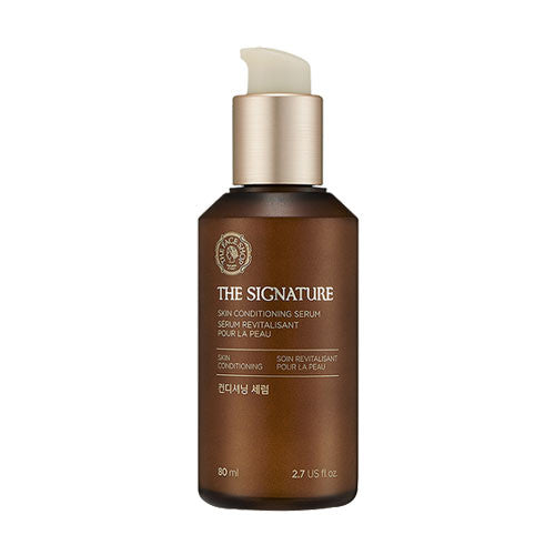 The Face Shop - The Signature Skin Conditioning Serum - 80ml