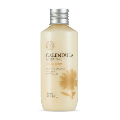 The Face Shop - Calendula Essential Moisture Emulsion 150ml