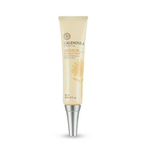 The Face Shop - Calendula Essential Moisture Eye Cream 20ml