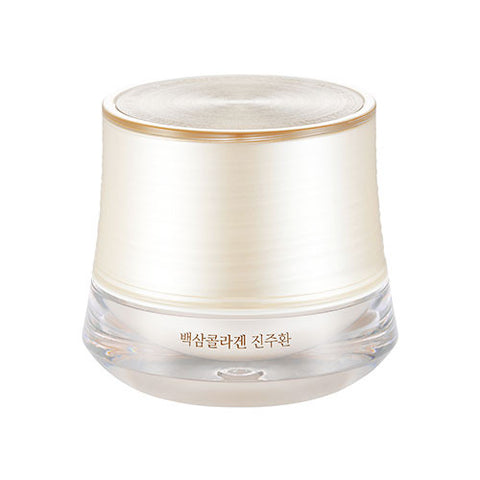 The Face Shop - White Ginseng Collagen Pearl Capsule Cream 50g