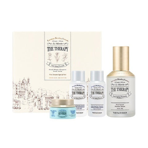 The Face Shop - The First Therapy Serum Starter Set