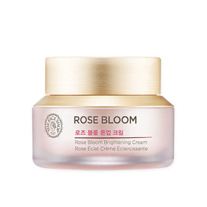 The Face Shop - Rose Bloom Brightening Cream 50ml