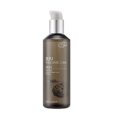 The Face Shop - Jeju Volcanic Lava Pore Toner 150ml