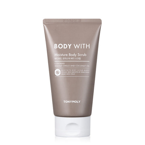 Tony Moly - Body With Moisture Body Scrub 150ml