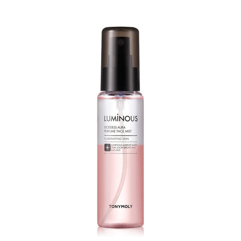 Tony Moly - Luminous Goddess Aura Perfume Face Mist 85ml
