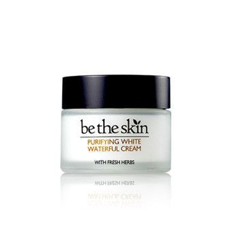 Be The Skin - Purifying White Waterful Cream 50ml
