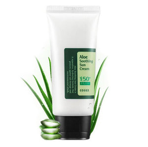 Cosrx - Aloe Soothing Sun Cream Spf50 Pa+++ 50ml
