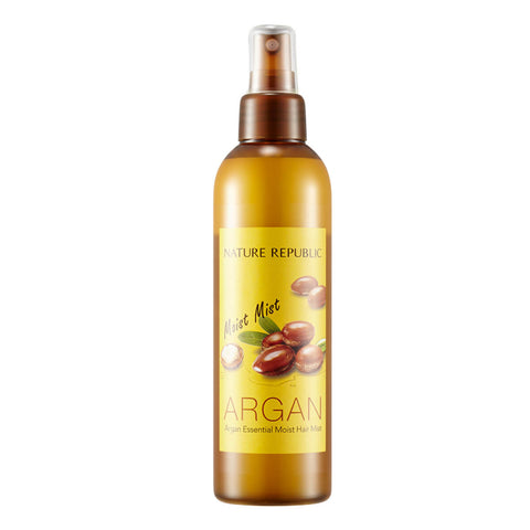 Nature Republic - Argan Essential Moist Hair Mist 220ml