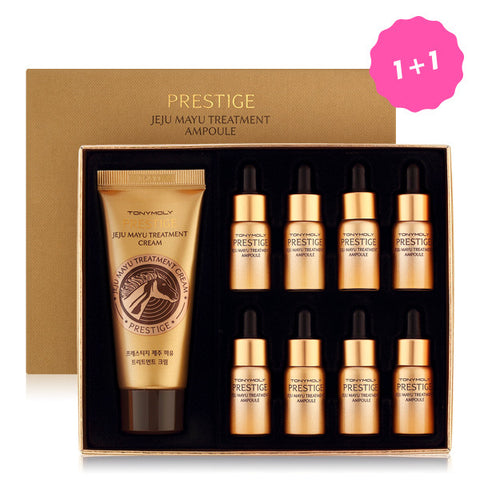 Tony Moly - Prestige Jeju Mayu Treatment Ampoule 4ml x 8ad