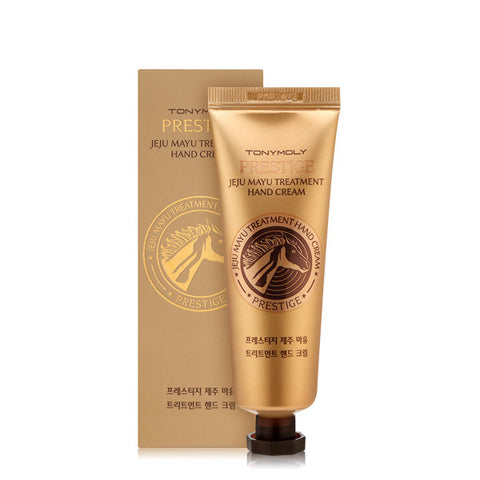 Tony Moly - Prestige Jeju Mayu Treatment Hand Cream 50ml