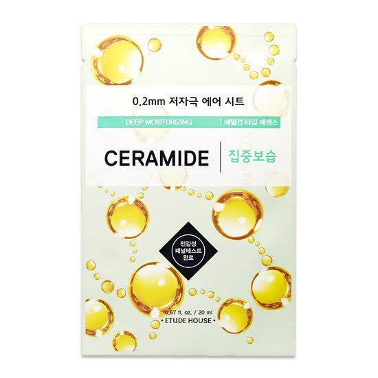 Etude House - 0.2 Therapy Air Mask 10'lu (10x20ml)