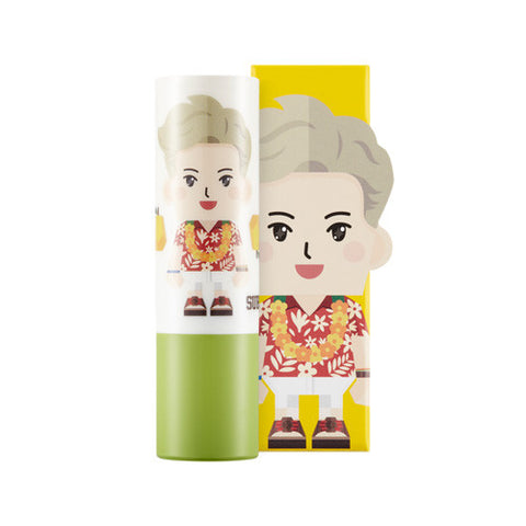 Nature Republic - Exo Natural Lip Butter Mango - Suho 4g