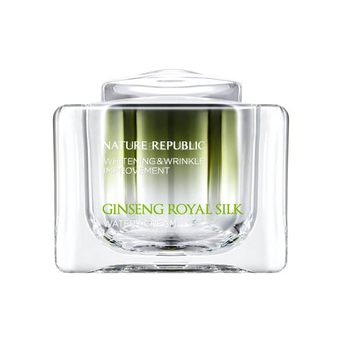 Nature Republic - Ginseng Royal Silk Watery Cream 60ml