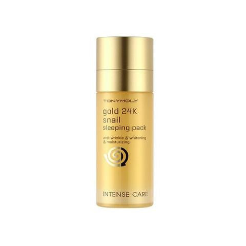 Tony Moly - Intense Care Gold 24K Snail Sleeping Pack 95ml