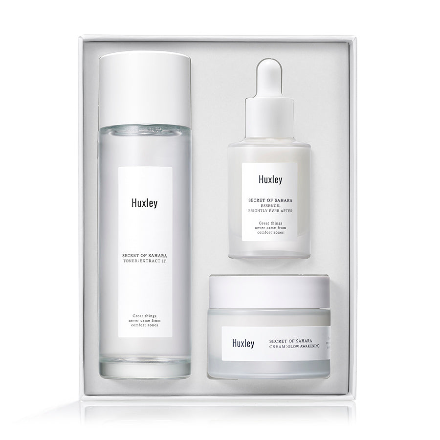 Huxley - Brightening Trio