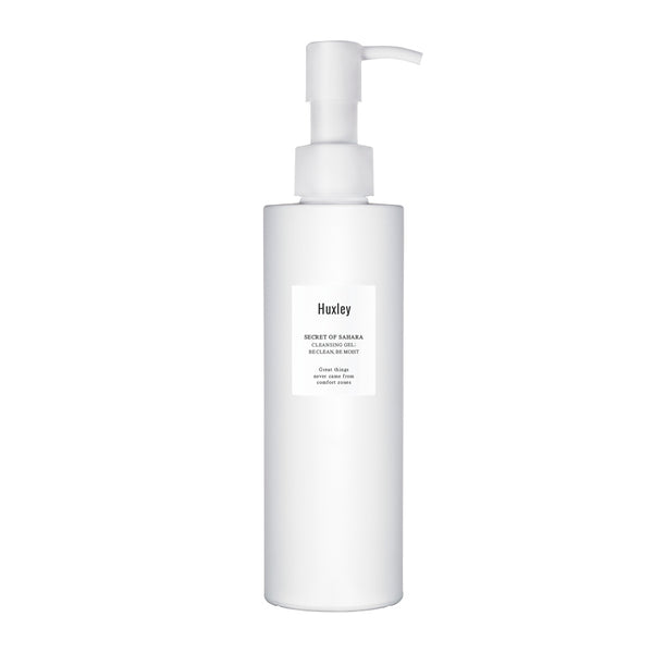 Huxley - Cleansing Gel; Be Clean, Be Moist 200ml