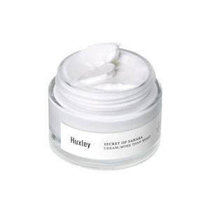 Huxley - Cream ; More Than Moist 50ml