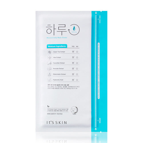 It's Skin - Moisture Daily Mask Sheet 105gr (7 yapraklı)