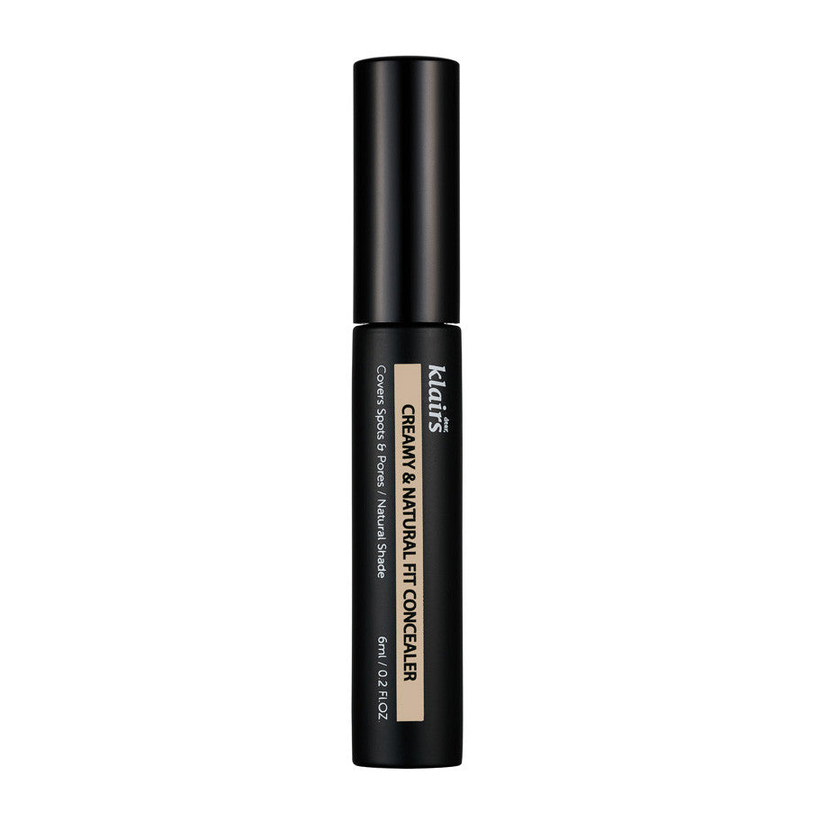 Klairs - Creamy & Natural Fit Concealer 6ml