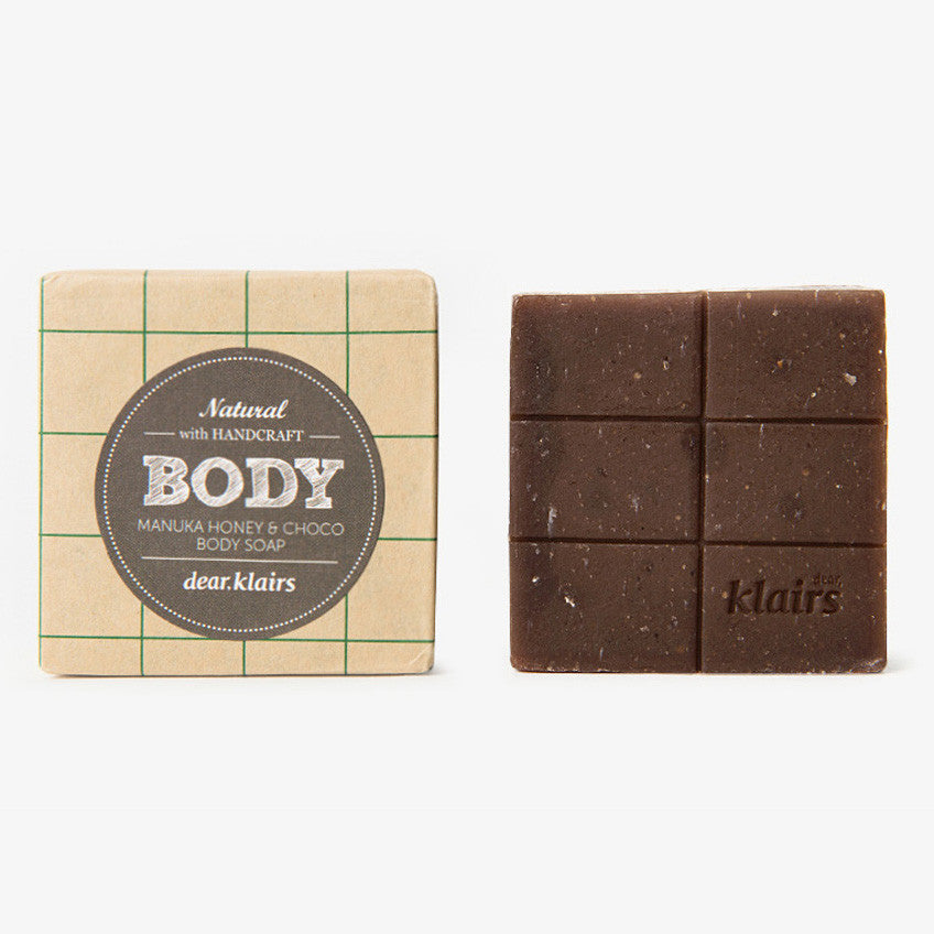 Klairs - Manuka Honey & Choco Body Soap