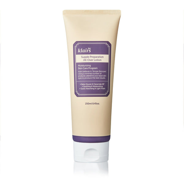 Klairs - Supple Preparation All-Over Lotion 250ml