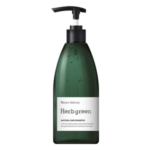 Manyo Factory - Herbgreen Natural Hair Shampoo 500ml