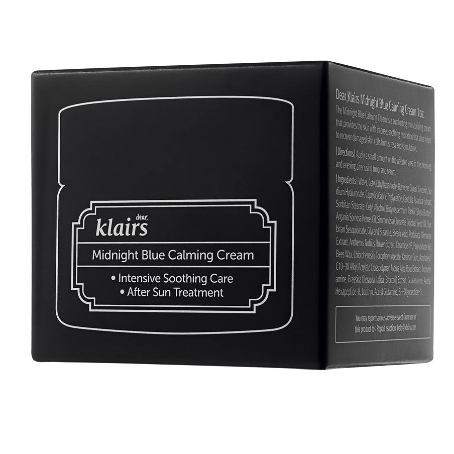 Klairs - Midnight Blue Calming Cream 30ml