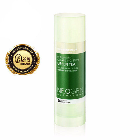 Neogen - Real Fresh Green Tea Cleansing Stick 80g