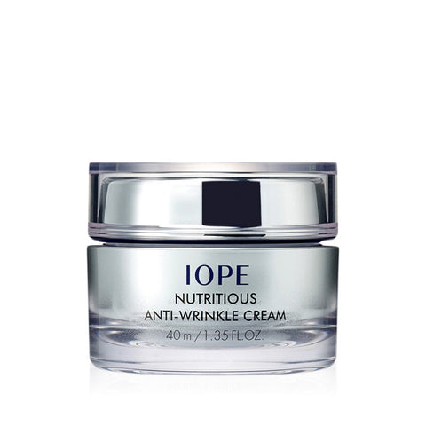 IOPE - Nutritious Anti-Wrinkle Cream 40ml