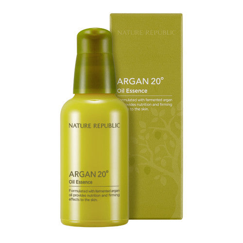 Nature Republic - Argan 20 Oil Essence 40ml