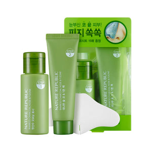 Nature Republic - Bamboo Charcoal Nose & T-Zone Pack 58ml