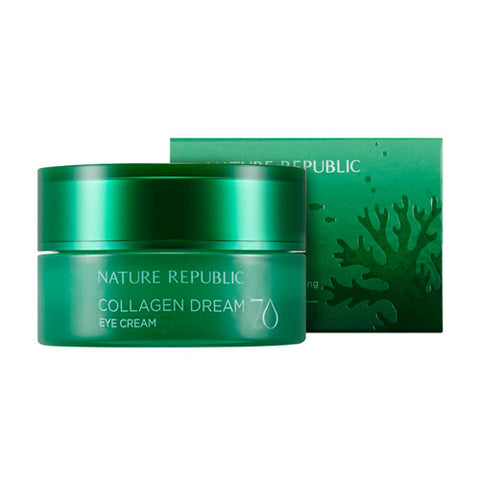Nature Republic - Collagen Dream 70 Eye Cream 25ml