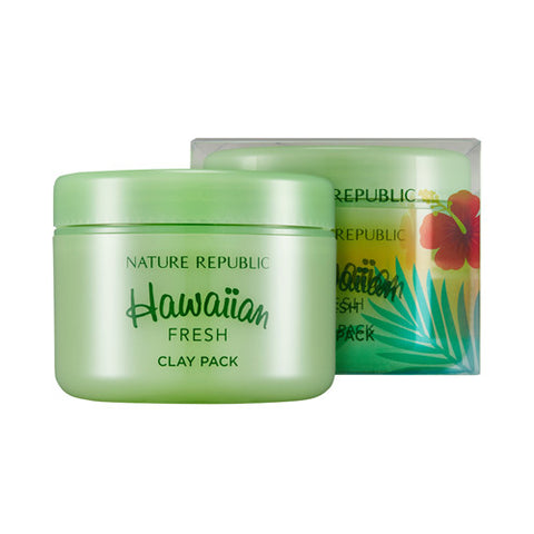 Nature Republic - Hawaiian Fresh Clay Pack 95ml