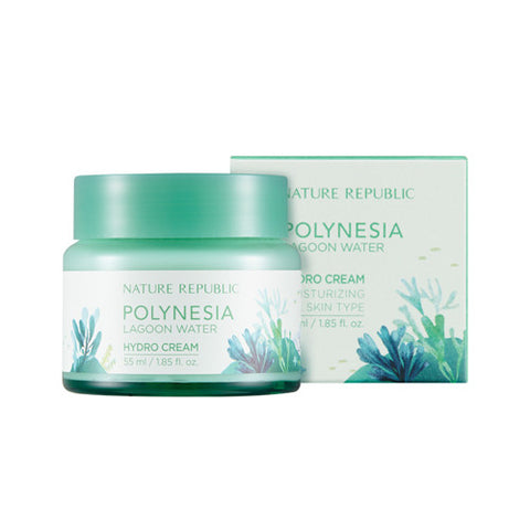 Nature Republic - Polynesia Lagoon Water Hydro Cream 55ml