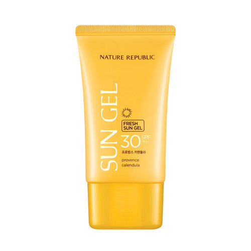 Nature Republic - Provence Calendula Fresh Sun Gel 50ml