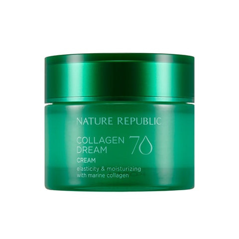 Nature Republic - Collagen Dream 70 Cream 50ml