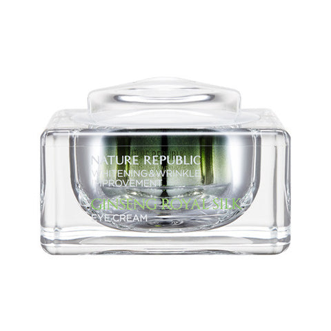 Nature Republic – Ginseng Royal Silk Eye Cream 25ml