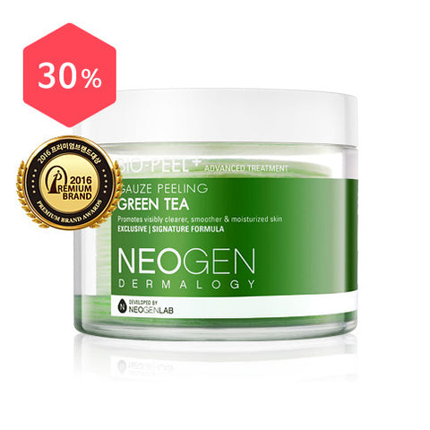 Neogen - Bio-peel Gauze Peeling Green Tea 200ml