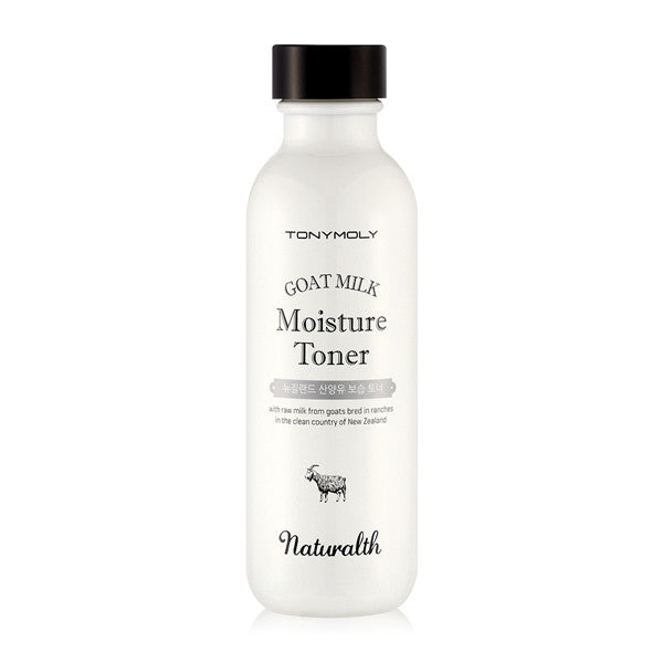 Tony Moly - Naturalth Goat Milk Moisture Toner 150ml