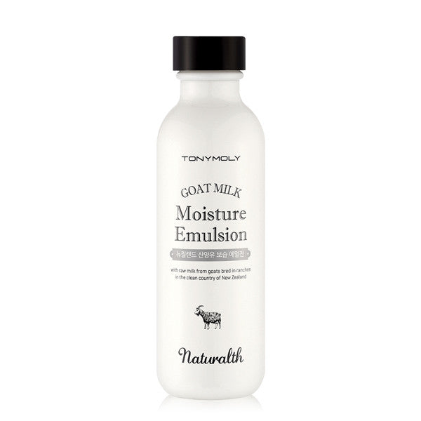 Tony Moly - Naturalth Goat Milk Moisture Emulsion 150ml