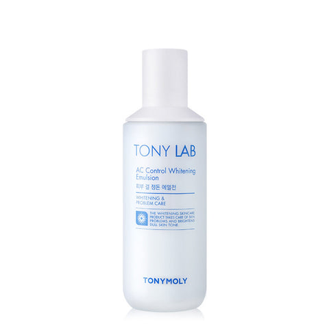 Tony Moly - Tony Lab Ac Control Whitening Emulsion 160ml
