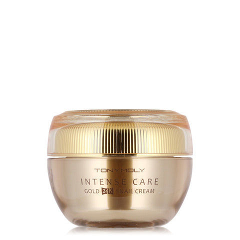 Tony Moly - Intense Care Gold 24K Snail Cream 45ml