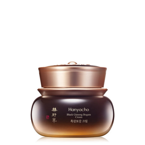 Tony Moly - Hanyacho Black Ginseng Bogam Cream 50ml
