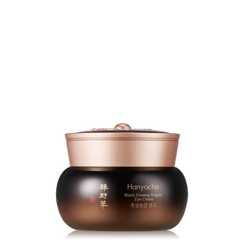 Tony Moly - Hanyacho Black Ginseng Bogam Eye Cream 30ml