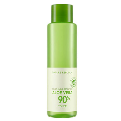 Nature Republic - Soothing And Moisture Aloe Vera 90% Toner 160ml