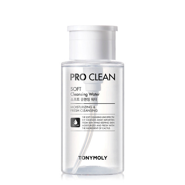 Tony Moly - Pro Clean Soft Cleansing Water  200ml