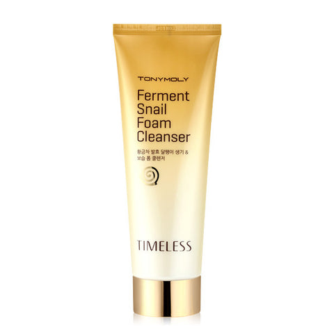 Tony Moly - Timeless Ferment Snail Foam Cleanser 150ml