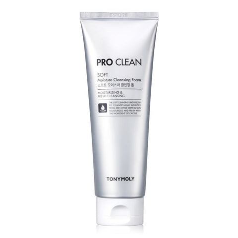Tony Moly - Pro Clean Soft Moisture Cleansing Foam 150ml