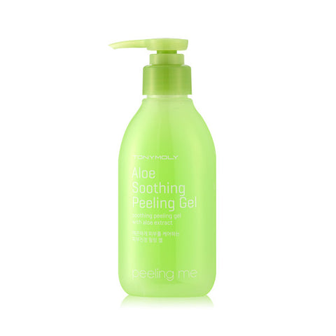 Tony Moly - Peeling Me Aloe Soothing Peeling Gel  160ml