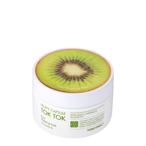Tony Moly - Fruity Capsule Tokotok Kiwi Sleeping Pack 80ml